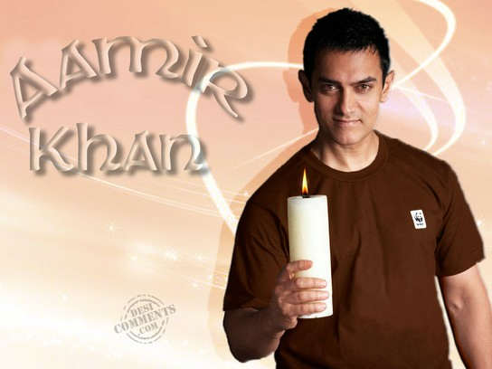 Film Star Aamir Khan
