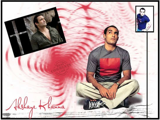 Charming personality akshaye khanna for Charming personality