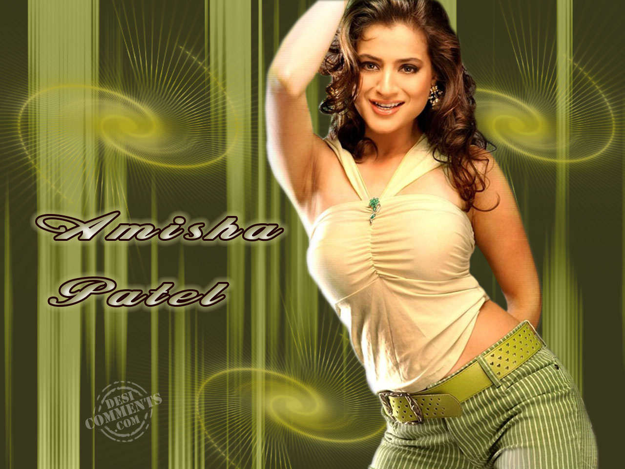 amisha patel wallpapers | bollywood wallpapers