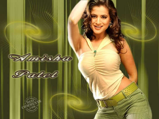 Bollywood Actress Amisha Patel