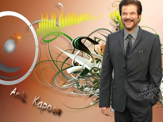 Film Star Anil Kapoor