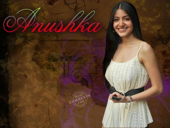 Pretty Girl Anushka