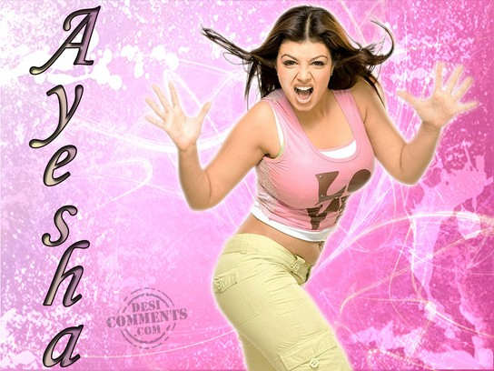Chilled Out Ayesha Takia