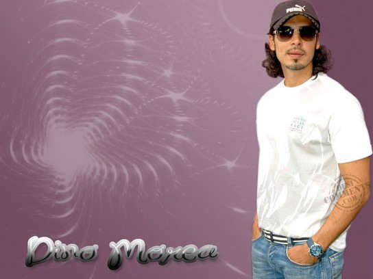 Dino Morea Wearing Casuals
