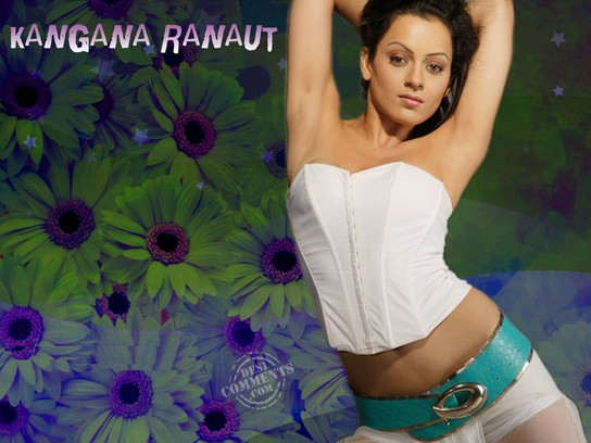 Shining Actress Kangana