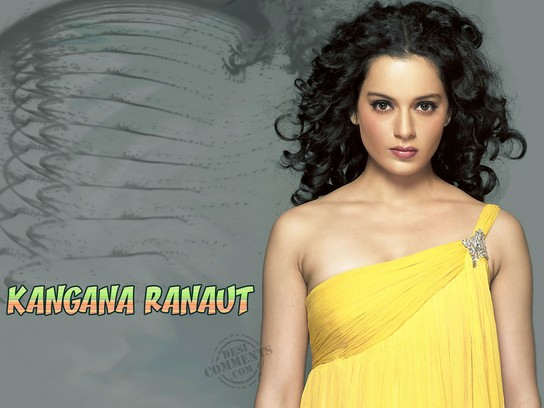 Bollywood Actresses Kangana