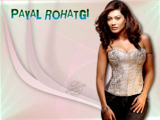 Beautiful Payal Rohatgi