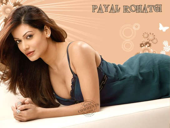 Item Girl Payal Rohatgi