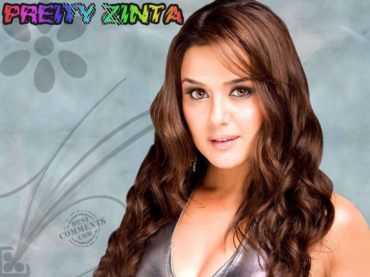 Famous Actress Preity Zinta