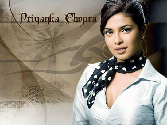 Graceful Priyanka Chopra