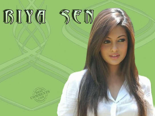 Cute Girl - Riya Sen