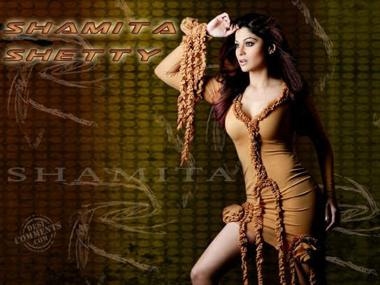 Topclass Actress Shamita Shetty