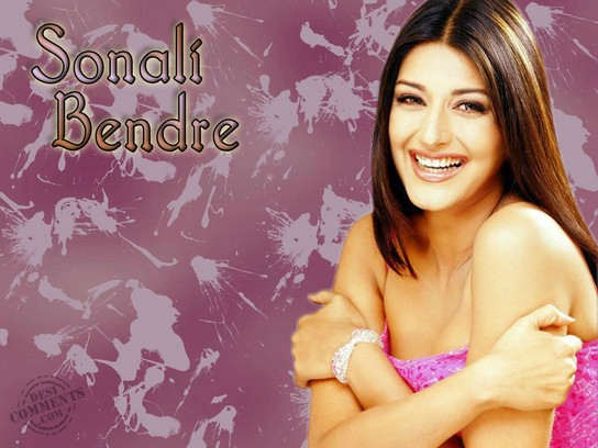 Film Star Sonali Bendre