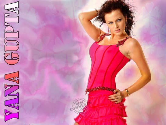 Impressive Beauty Yana Gupta