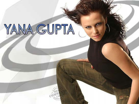 Lovely Yana Gupta