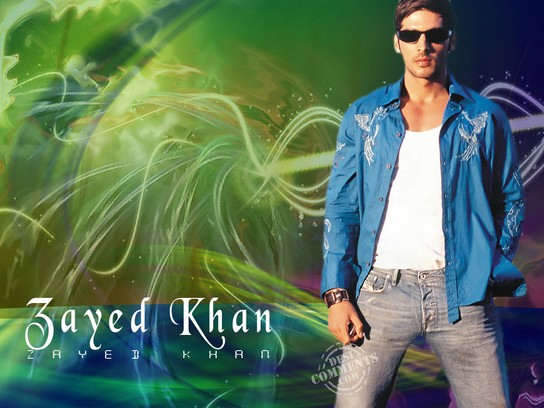 Film Star Zayed Khan