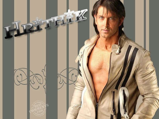 Striking Star - Hrithik