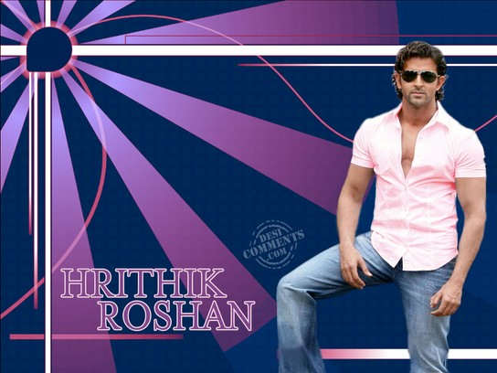 Graceful Hrithik Roshan