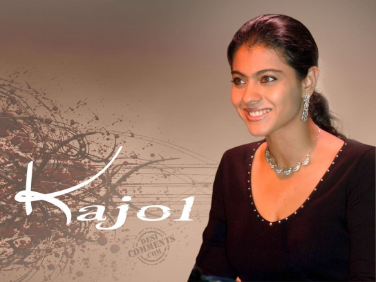 Smiling Face - Kajol