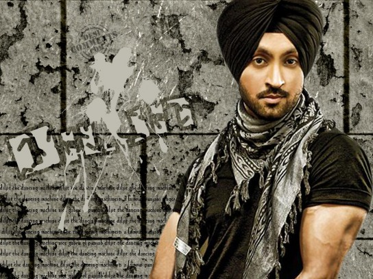 Stylish Diljit