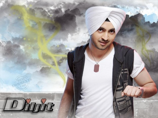 Dancing Star - Diljit