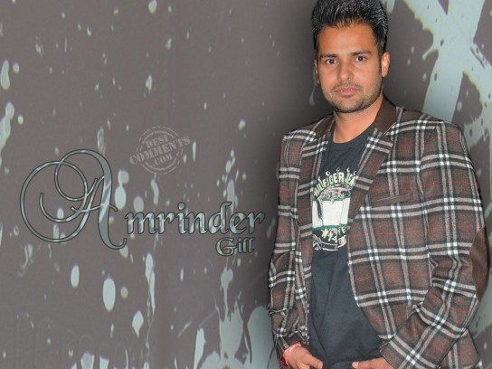 Nice Looking - Amrinder Gill