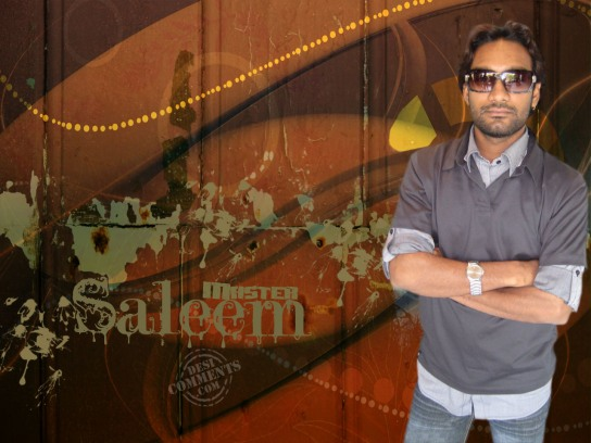 Playback Singer - Master Saleem