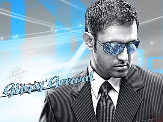 Graceful Gippy Grewal