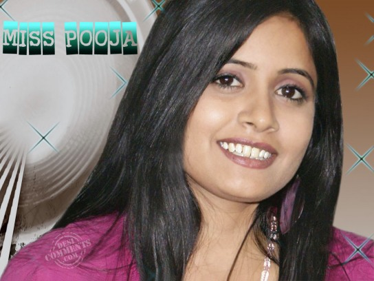 Closeup Pose- Miss Pooja