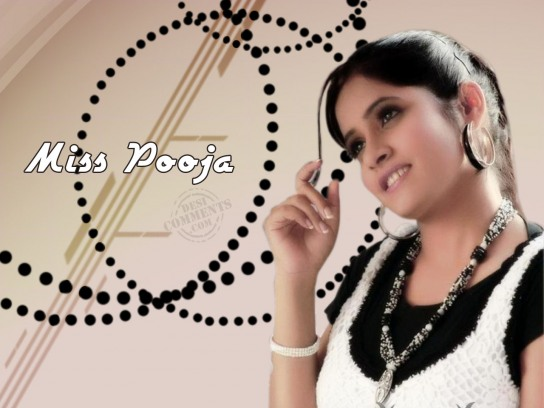 Beautiful - Miss Pooja