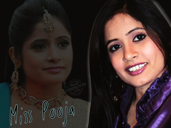 Smiling Face - Miss Pooja