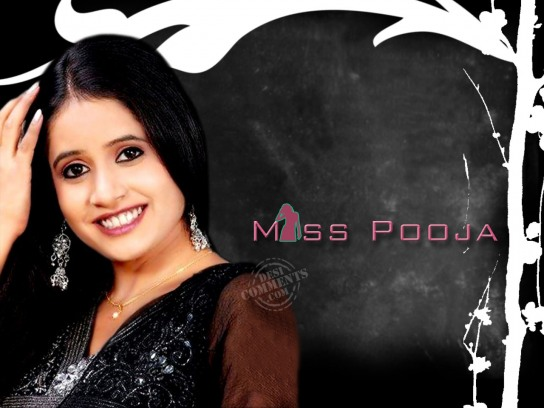 Glorious - Miss Pooja