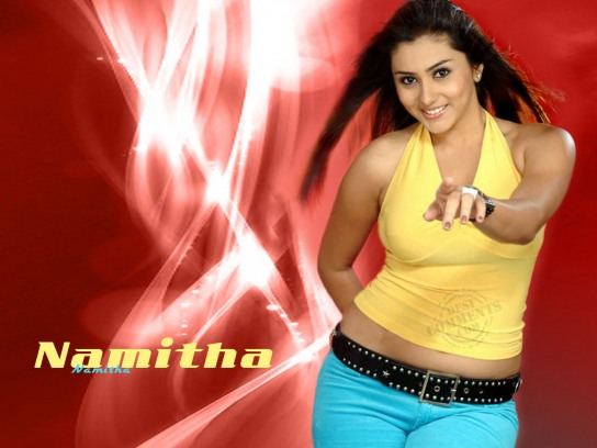 Impressive Beauty - Namitha