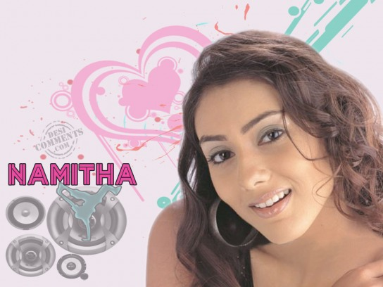 Glorious - Namitha