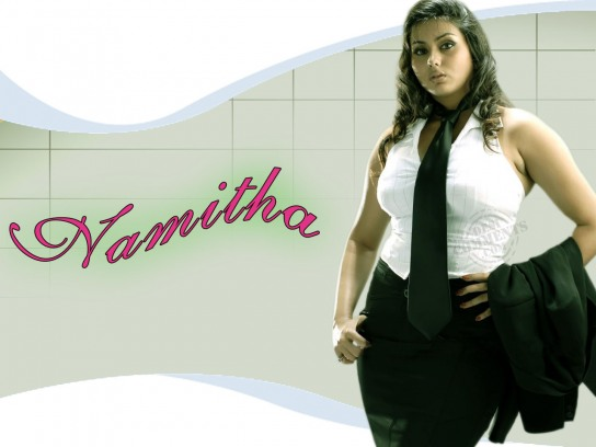 Indian Actress - Namitha