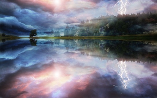 Amazing force of nature