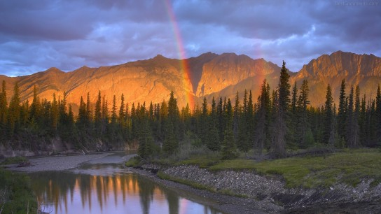 Beautiful Rainbow Picture