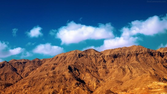 Desert mountains HD