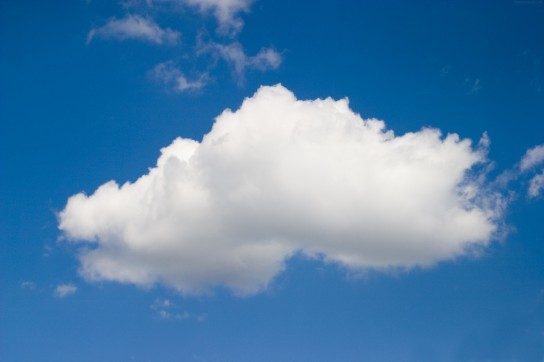 Lovely Cloud Image
