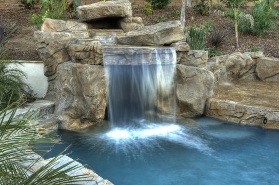 Lovely Small Waterfall