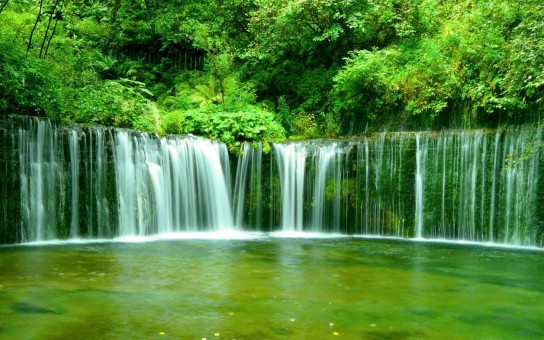 Lovely Waterfall Image