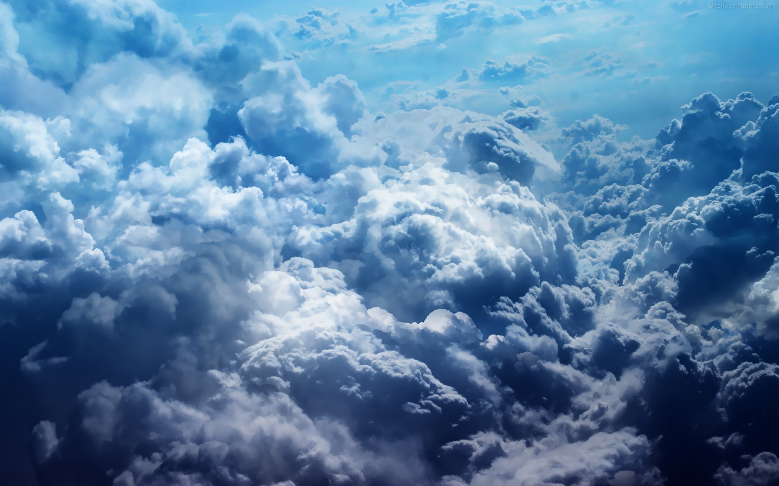 Sky Clouds - Wallpapers | DesiComments.com