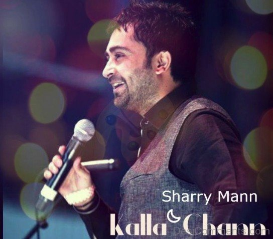 Sharry Mann Smiling