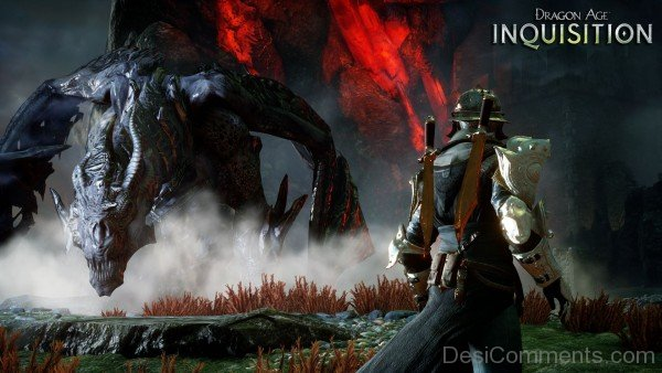 Dragon Age Inquisition Game
