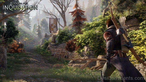 Dragon Age Inquisition Game Screenshot