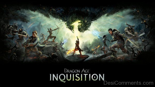 Dragon Age Inquisition Video Game Wallpaper