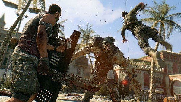 Dying Light Multiplayer Game