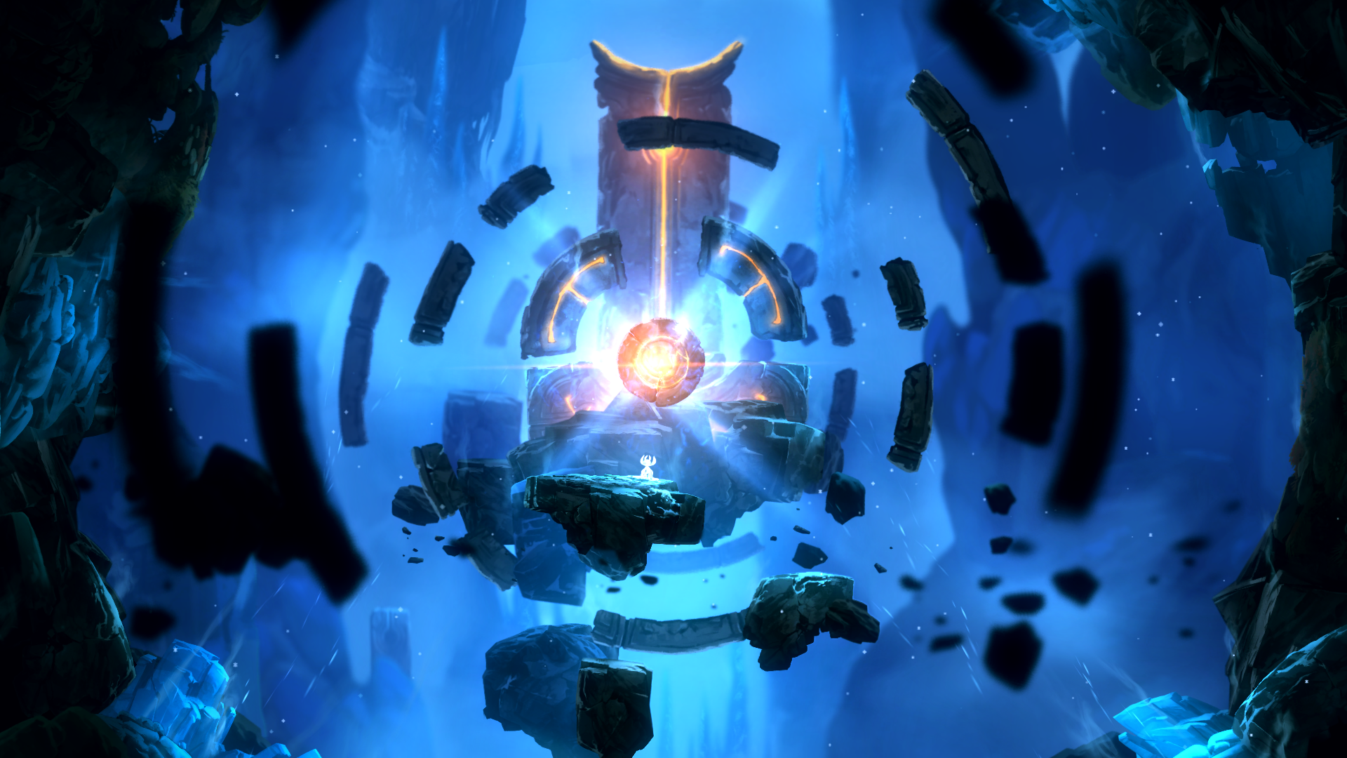 Ori And The Blind Forest Hd Wallpaper: Ori And The Blind Forest