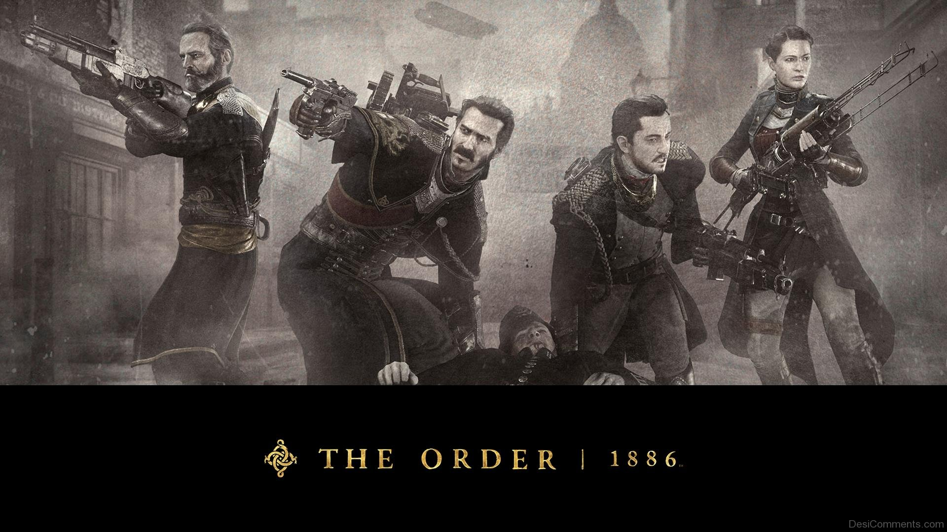 The Order 1886 Game Poster - DesiComments.com