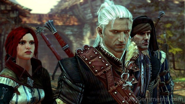 The Witcher 3 Wild Hunt Game 1